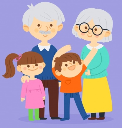 grandparents day background flat style 23 2147897780